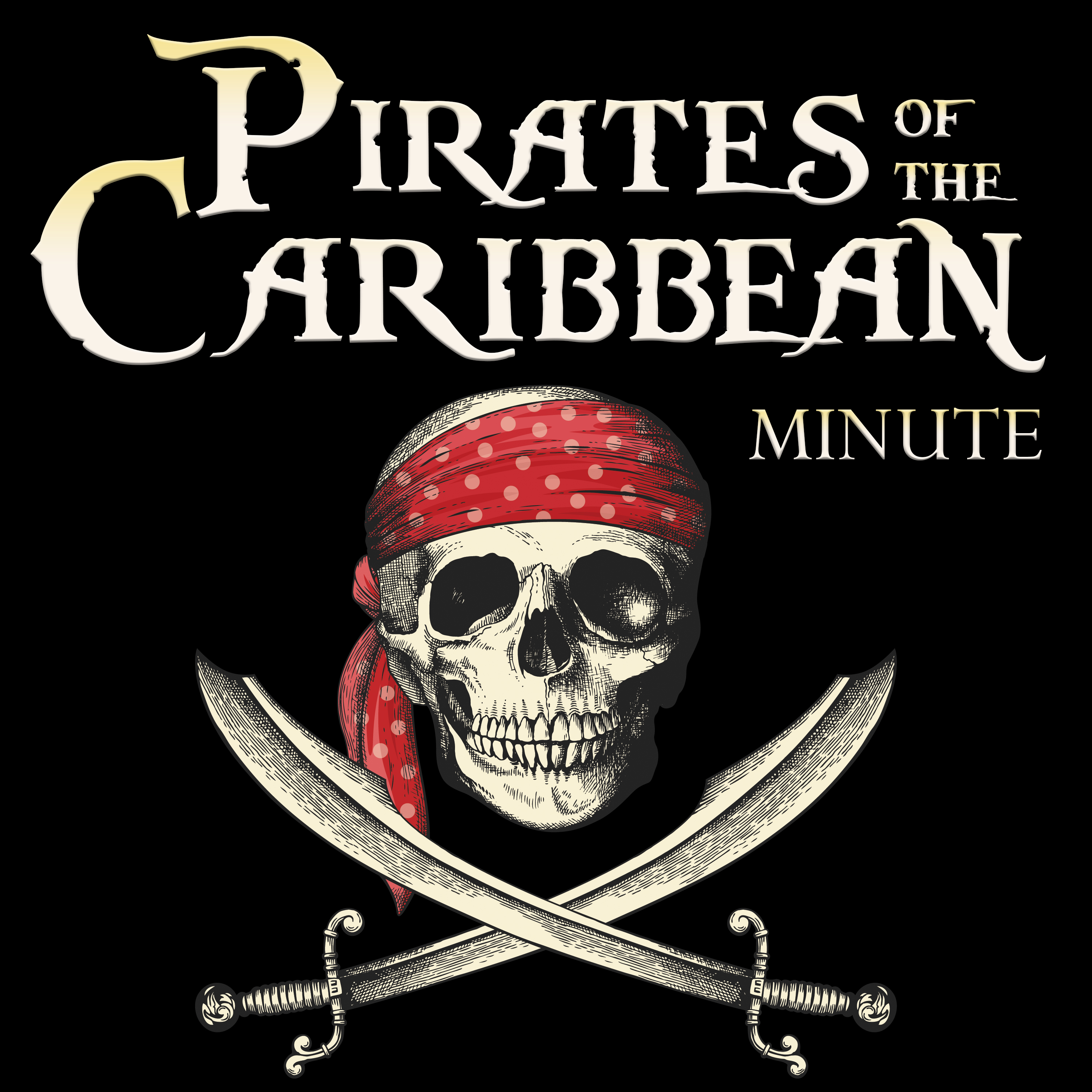 Pirates of the Caribbean Minute