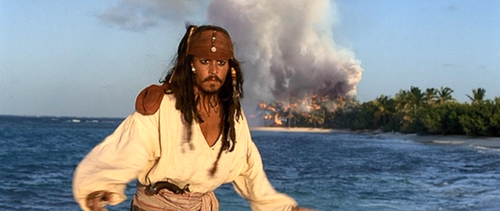Why Is The Rum Gone Quote: The Curse Of The Black Pearl Minute 100: Why Is The Rum