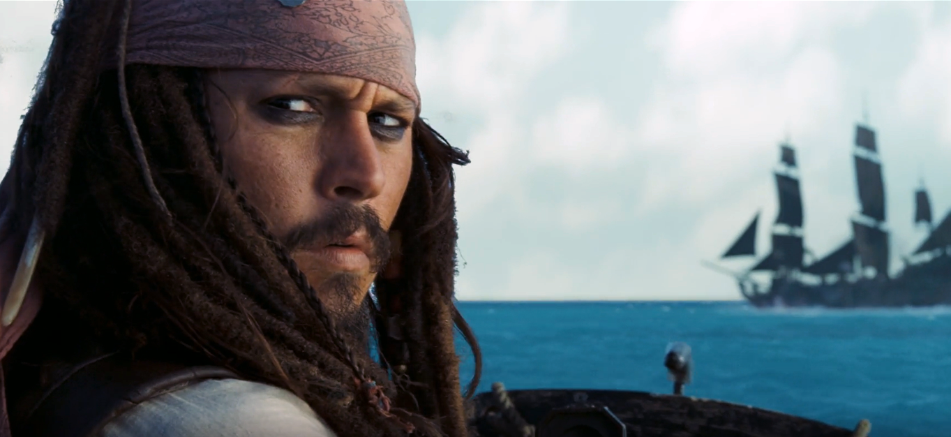 Pirates of the Caribbean: Dead Man's Chest compass